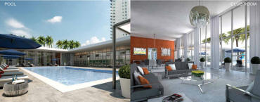 151 at Biscayne Amenities