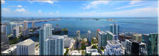 1010 Brickell Condo Views