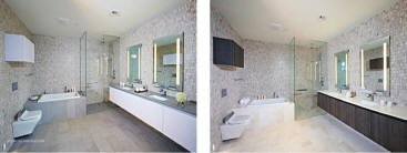 Reach Brickell City Centre - Bathrooms