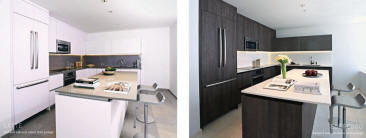 Reach Brickell City Centre - Kitchens