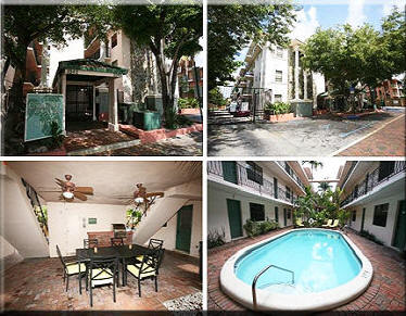 Courtyards of the Grove Coconut Grove