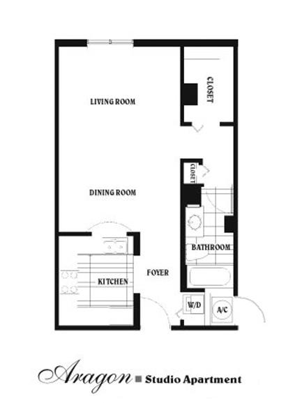Douglas Grand Coral Gables Condo Floor Plans