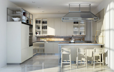 The Collection Residences Coral Gables - Kitchen