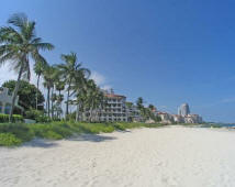 Fisher Island Beach