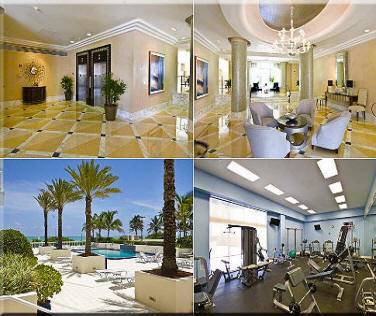 Collins Miami Beach Condo Amenities