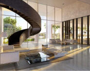 Ritz Carlton Residences Miami Beach - Lobby