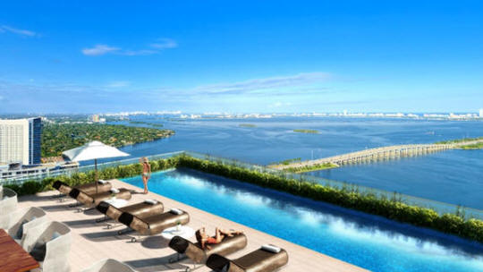 Paraiso Bayviews Condo - Roof Top Pool