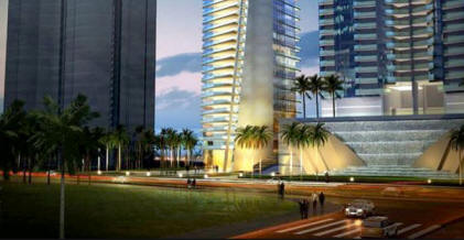 Muse Sunny Isles Stree View