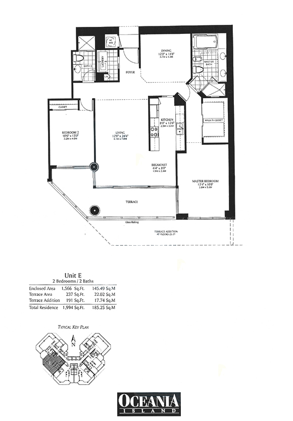 Oceania 5 Sunny Isles Condos For Sale Rent Floor Plans
