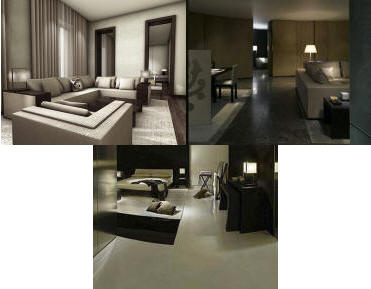 Residences by Armani Casa - Interiors