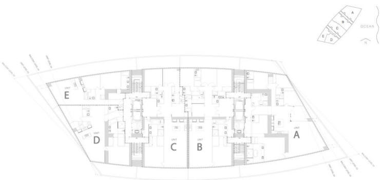 Residences by Armani Casa Sunny Isles - Site Plan